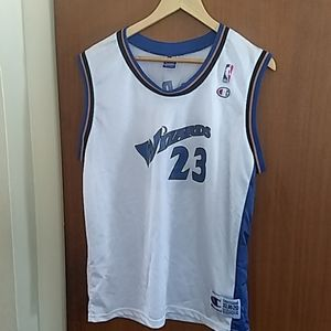 Michael Jordan Wizards Champion jersey youth 18-20